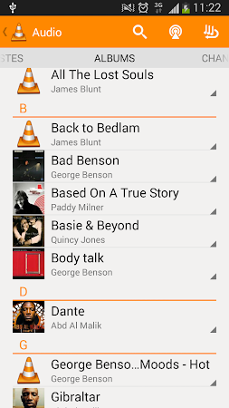 VLC for Android beta 0.9.10 screenshot 975