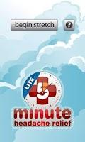 Screenshot of 5-Minute Headache Relief  LITE