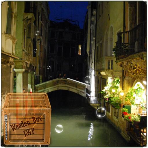 ヴェネツィアの小運河 LWP 個人化 App LOGO-硬是要APP