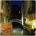 Venice Small Canal LWP icon