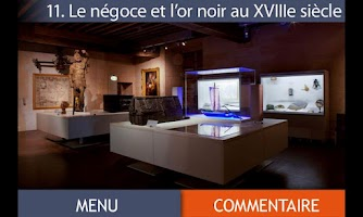 Screenshot of NantesMusée