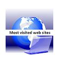 Most Visited sites logo