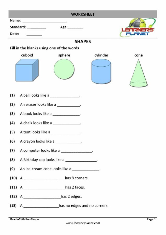 Mental Math Worksheets For Class 2 Parlorcreativity – Maths Worksheets for Class 5