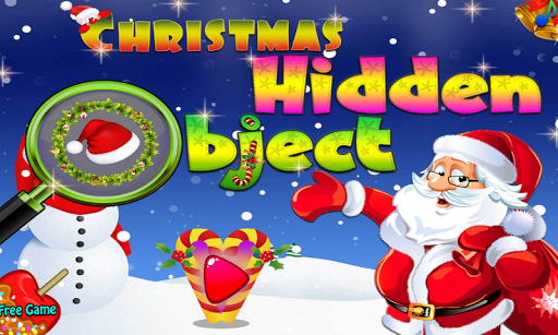 Christmas Hidden Fun Club