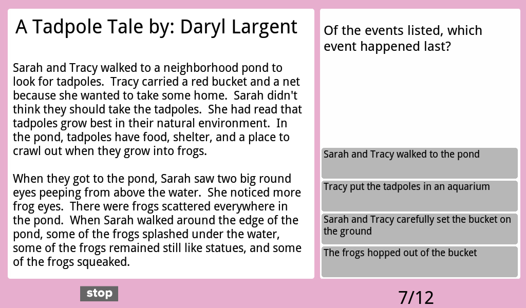 Worksheets Story Reading For Grade 3 ultimate 3rd grade reading android apps on google play screenshot