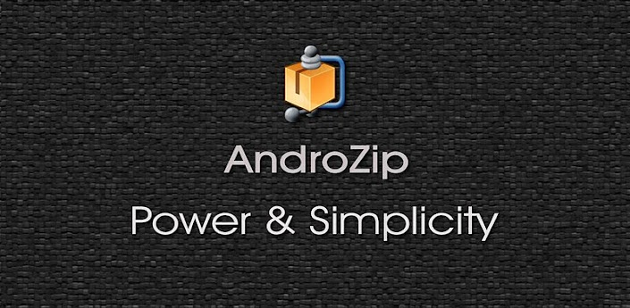 AndroZip Pro File Manager apk