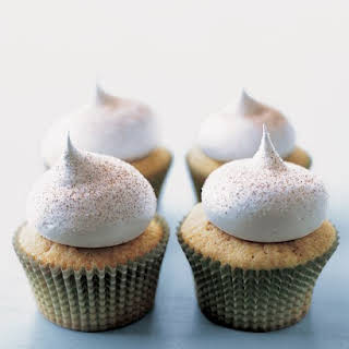 Snickerdoodle Cupcakes.