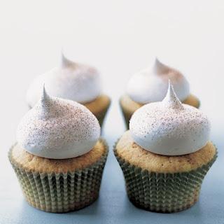 Snickerdoodle Cupcakes.