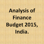 Finance Budget Analysis by FLG