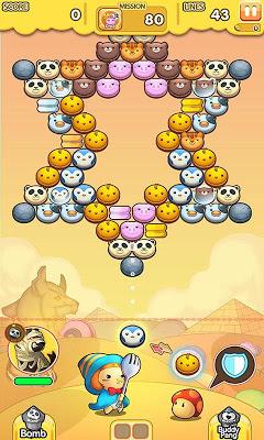 Macaron Shooter - screenshot