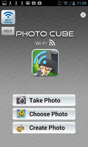 Photo Cube Wi-Fi