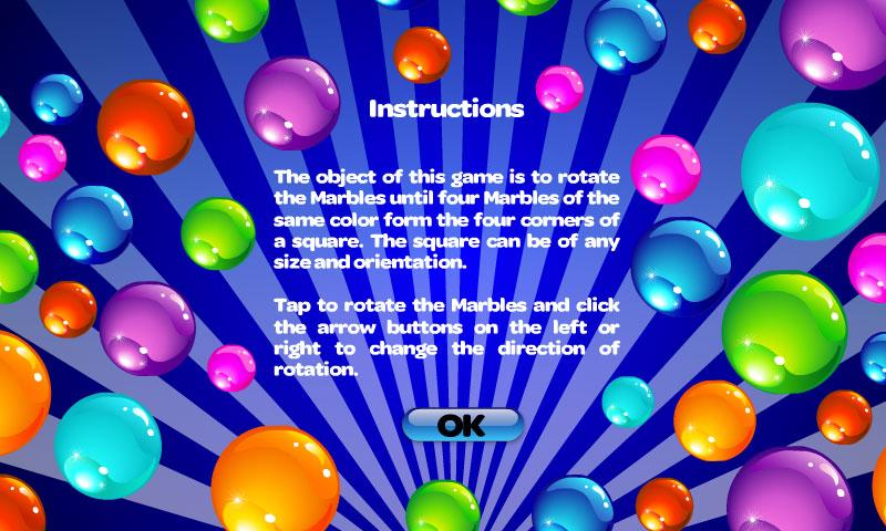 Magic Marbles - screenshot