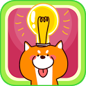 Komachi flashlight / cute app icon