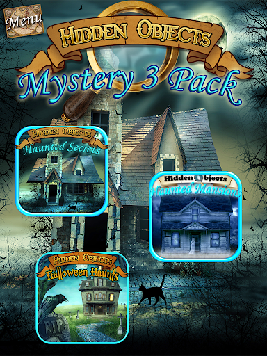 Download Hidden Object Mystery 3 Pack For Pc