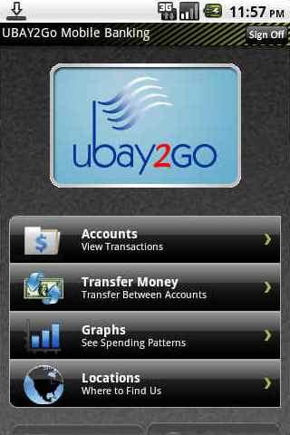UBAY2Go - screenshot