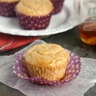 Maple Syrup Pancake Muffins