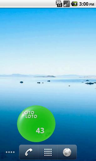 Lotoloto widget