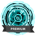 PREMIUM GLASS DOCK - UCCW SKIN icon
