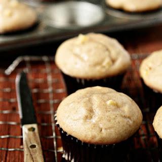 Apple Cider Doughnut Muffins