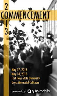 FHSU Commencement- screenshot thumbnail