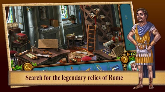 Romance of Rome: Hidden Object - screenshot thumbnail