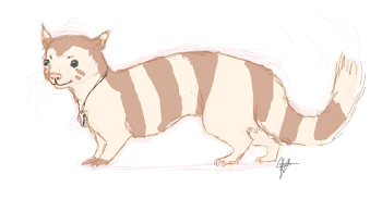 Jacques' Furret (WIP)