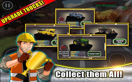Big Truck Driving 3D Free Game 1.9 screenshot 96134