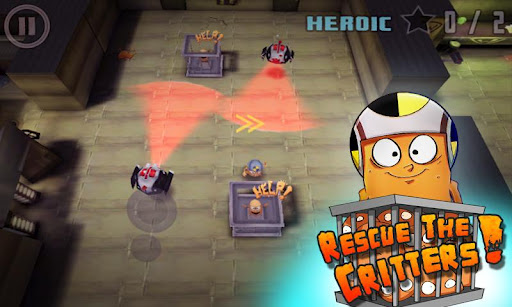 Critter Escape! apk