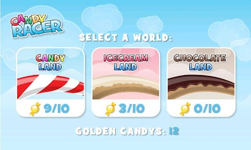 Candy Racer Full- screenshot thumbnail