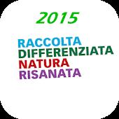 Ecocalendario 2015
