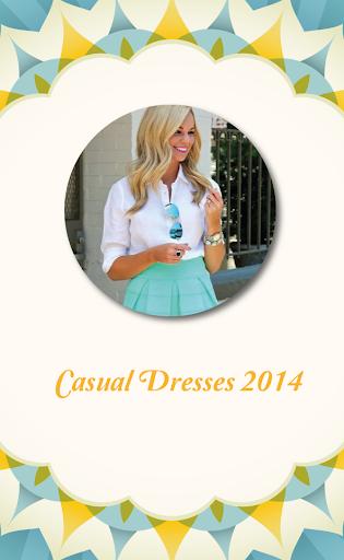 Casual Dresses 2014