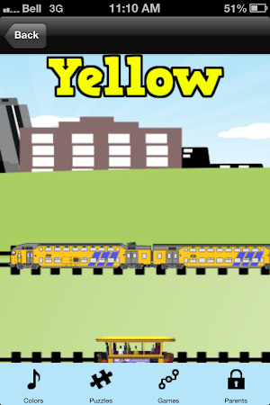 Train Game For Toddlers Free 1.9 screenshot 2069575