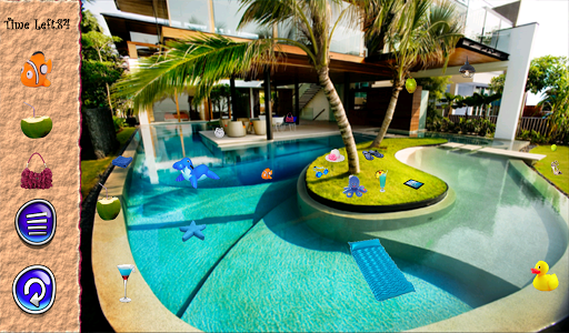 Hidden Objects Amazing Pools