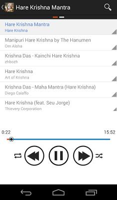 Hare Krishna Bhajans Mantras On Google Play Reviews Stats