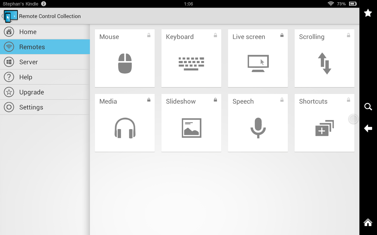Remote Control Collection Pro - screenshot