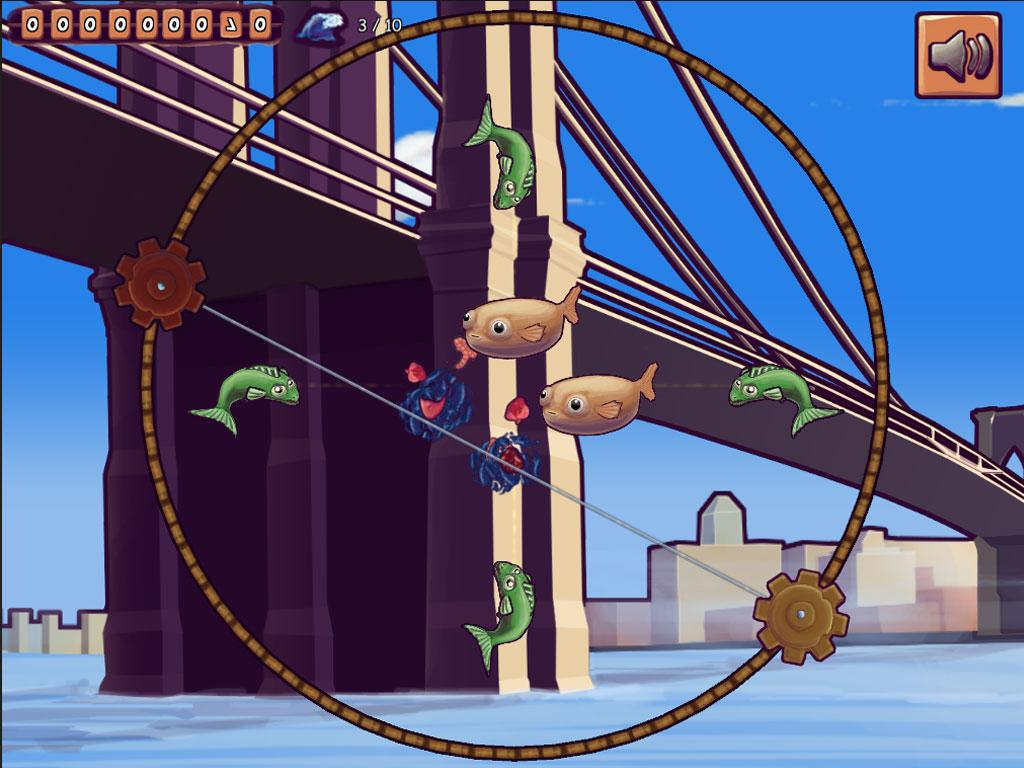 Chummy Fishes - Cogs & Fish- screenshot