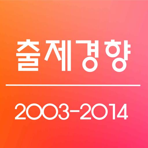 2003-2014 수능수학 기출문제 출제경향 LOGO-APP點子