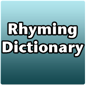Rhyme Dictionary