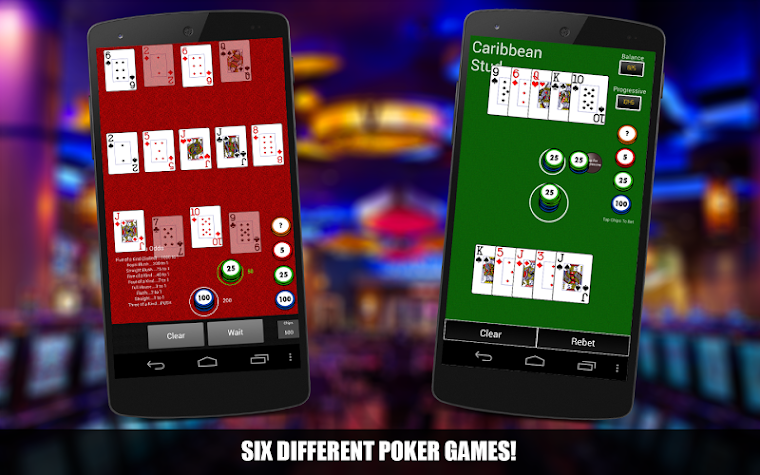 25-in-1 Casino Screenshot