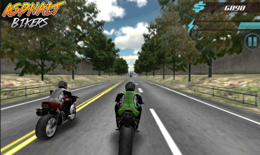 Asphalt Bikers FREE 1.6 screenshots 2