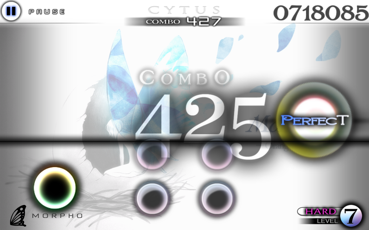 Cytus screenshot #20