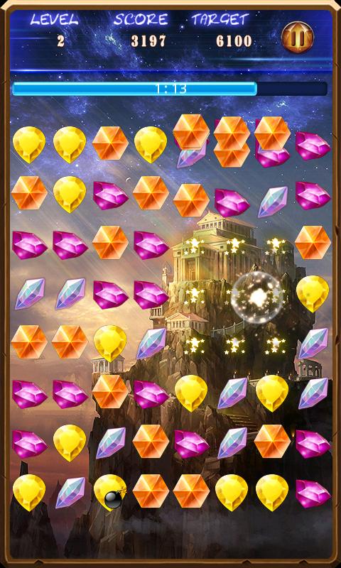 Crazy Jewels- screenshot