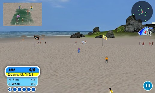Beach Cricket Pro - screenshot thumbnail