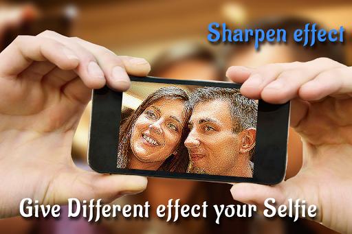 Magical Selfie Camera Effect