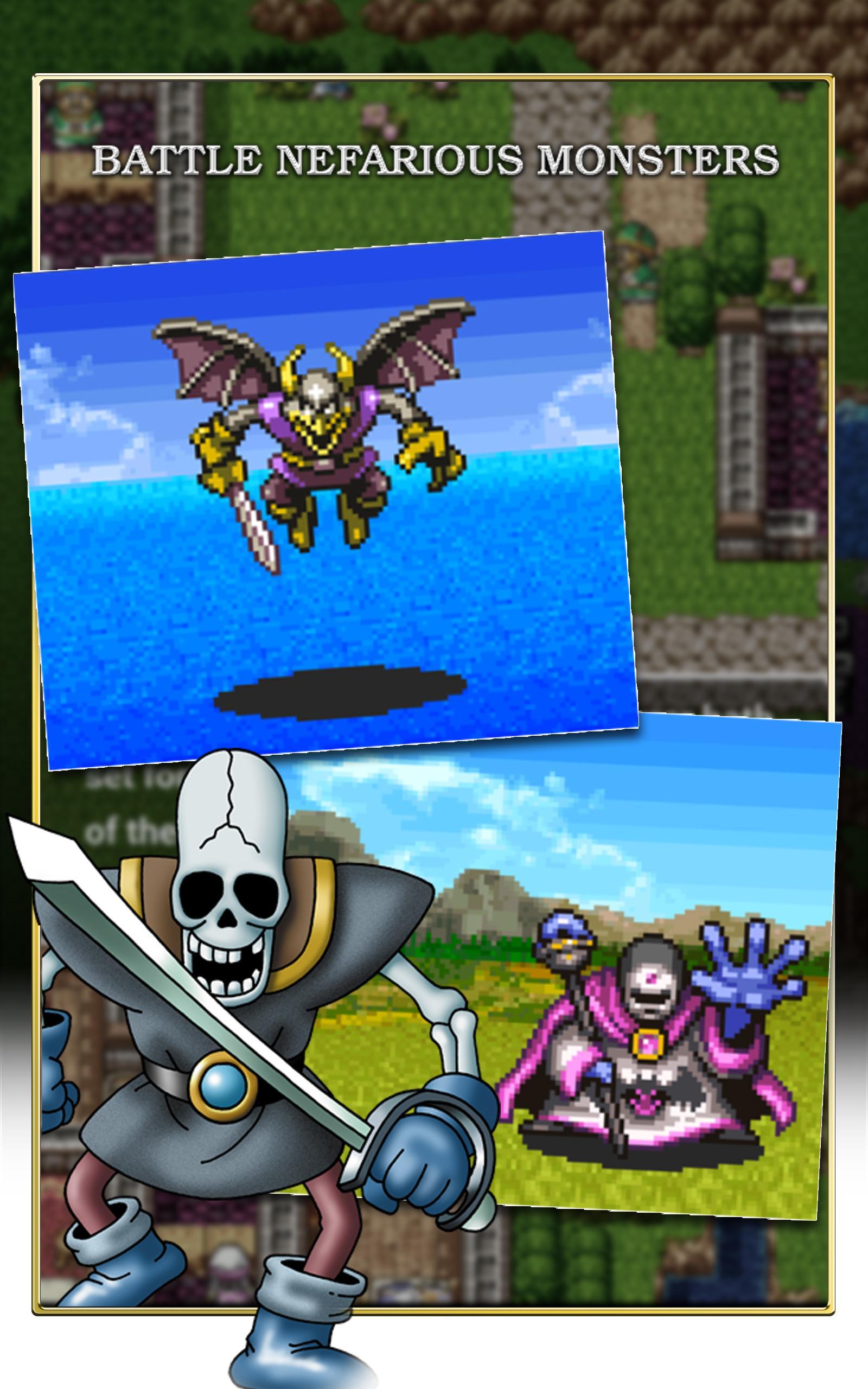 DRAGON QUEST II screenshot #8