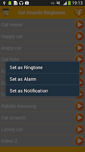 Cat Sounds Funny Ringtones - screenshot thumbnail