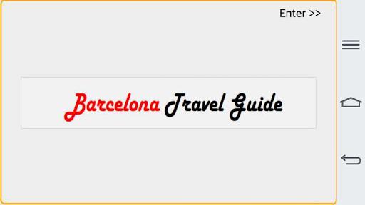 Barcelona Travel Guide 1.0 screenshots 1