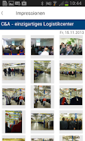 Screenshot of LCS Logistikleiterclub Schweiz