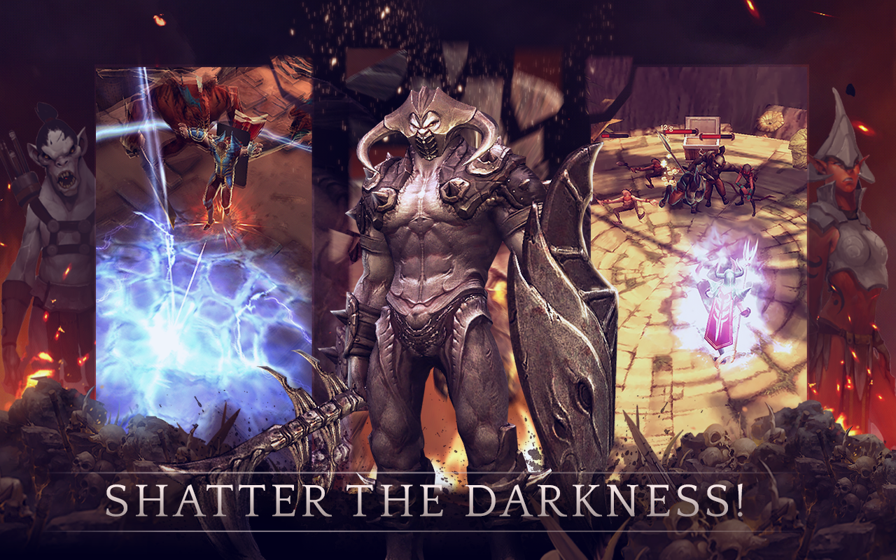 Darkness Reborn - screenshot