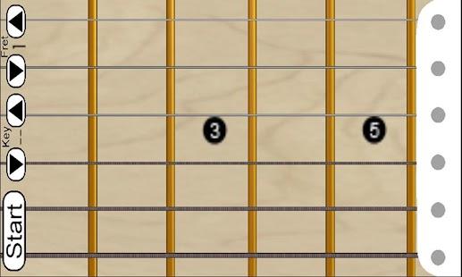 Mobile Guitar Strat- screenshot thumbnail